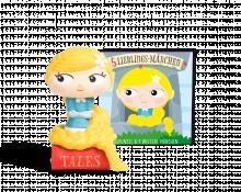 """Content Tonie 5 Lieblings-Märchen """"Rapunzel und 4 weitere Märchen"""""""
