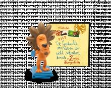 Content Tonie Geschichten vom Löwen, der nicht schreiben konnte
