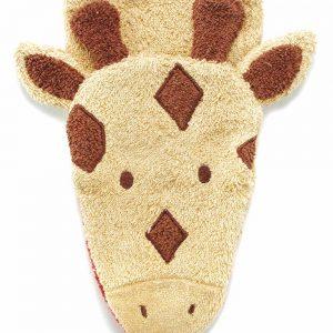 Fürnis Bio Waschlappen 558 Giraffe