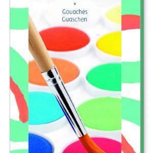 Djeco 8803 Wasserfarben classic auswaschbar