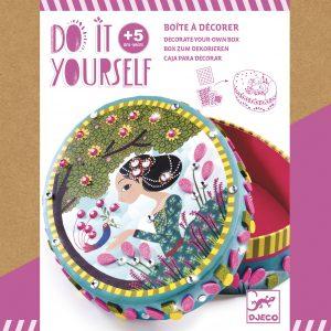 Djeco 7906 DIY Mosaik kleine Schätze