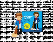 Content Tonie Beethoven für Kids Beethoven für Kids – Gelesen von Daniel Hope