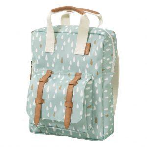 FRESK Rucksack für Kinder Blaue Tropfen
