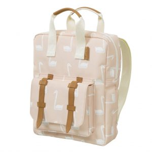 FRESK Rucksack für Kinder Schwan