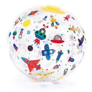 Djeco 0172 Wasserball Weltraum