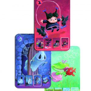 Djeco 5101 Kartenspiel Mini Family