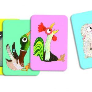 Djeco 5114 Kartenspiel Batameuh