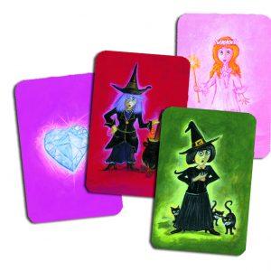 Djeco 5117 Kartenspiel Diamoniak, Strategiespiel