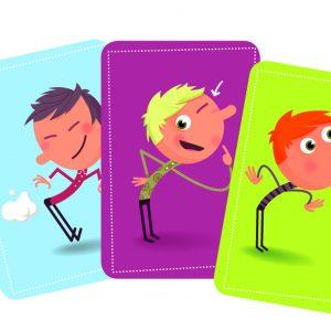 Djeco 5120 Kartenspiel Tip Top Clap