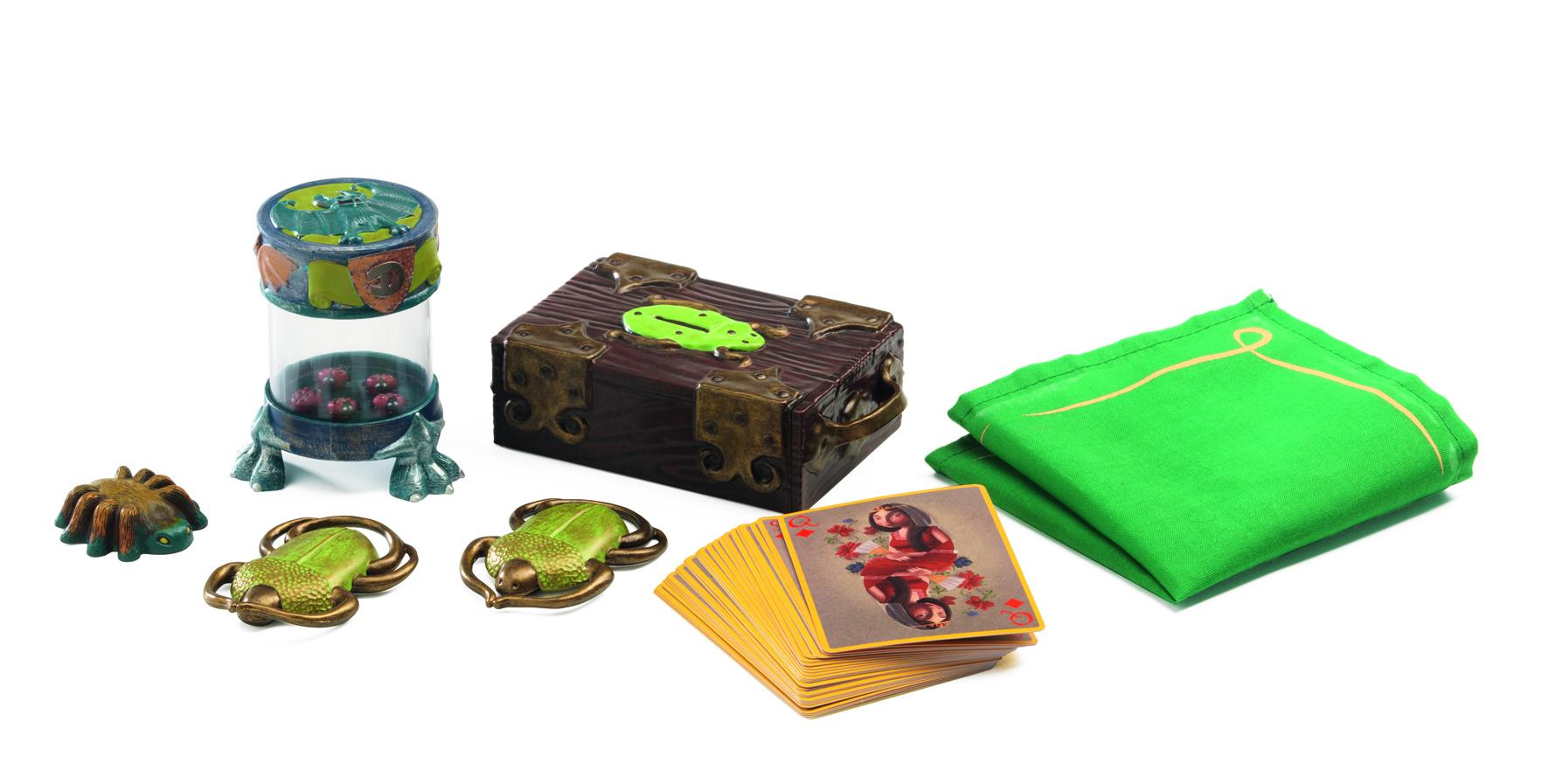 Djeco 9964 Zaubertrick-Set Malicious