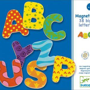 Djeco 3100 Magnetspiel Buchstaben