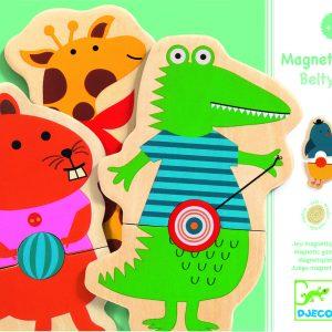 Djeco 3114 Magnetische Spiele Belty