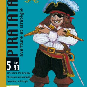 Djeco 5113 Kartenspiel Piratatak