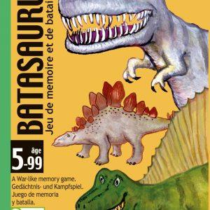 Djeco 5136 Kartenspiel Batasaurus