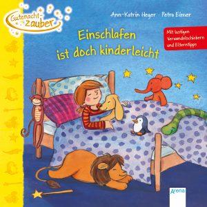 Buch Einschlafen ist doch kinderleicht von Ann-Katrin Heger