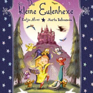 Buch Die kleine Eulenhexe (2). Vollmondzauber um Mitternacht