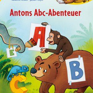 Buch Antons Abc-Abenteuer