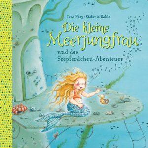 Buch Die kleine Meerjungfrau und das Seepferdchen-Abenteuer