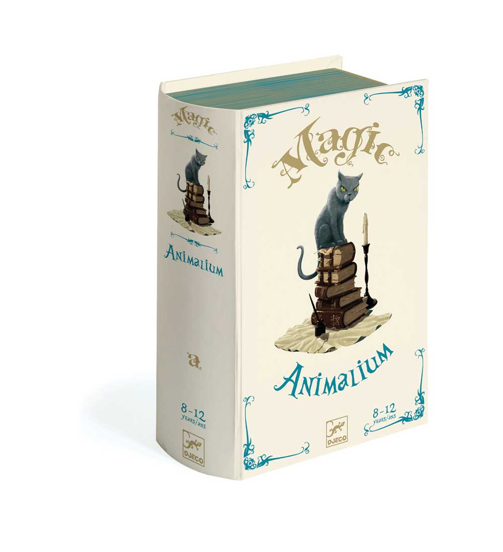 Djeco 9921 Zaubertrick-Set Animalium