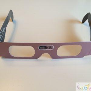 Rosabrille (Herzbrille)