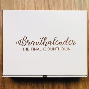 Brautkalender