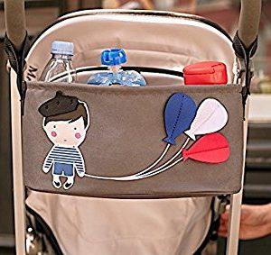 City Bucket Kinderwagen-Organizer JACK