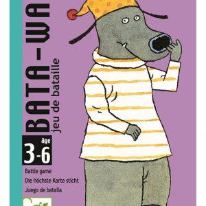 Djeco 5104 Kartenspiel Batawaf