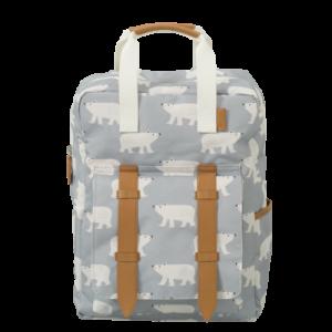 FRESK Rucksack für Erwachsene Eisbär