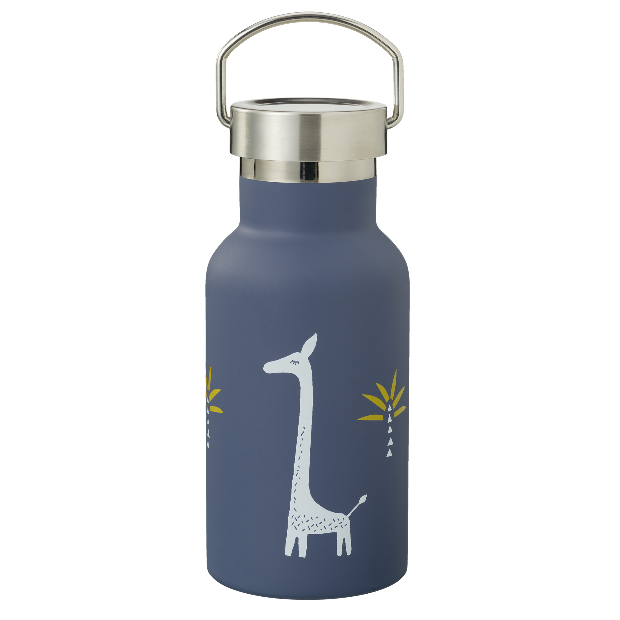 FRESK Thermosflasche/Trinkflasche Nordic Giraffe