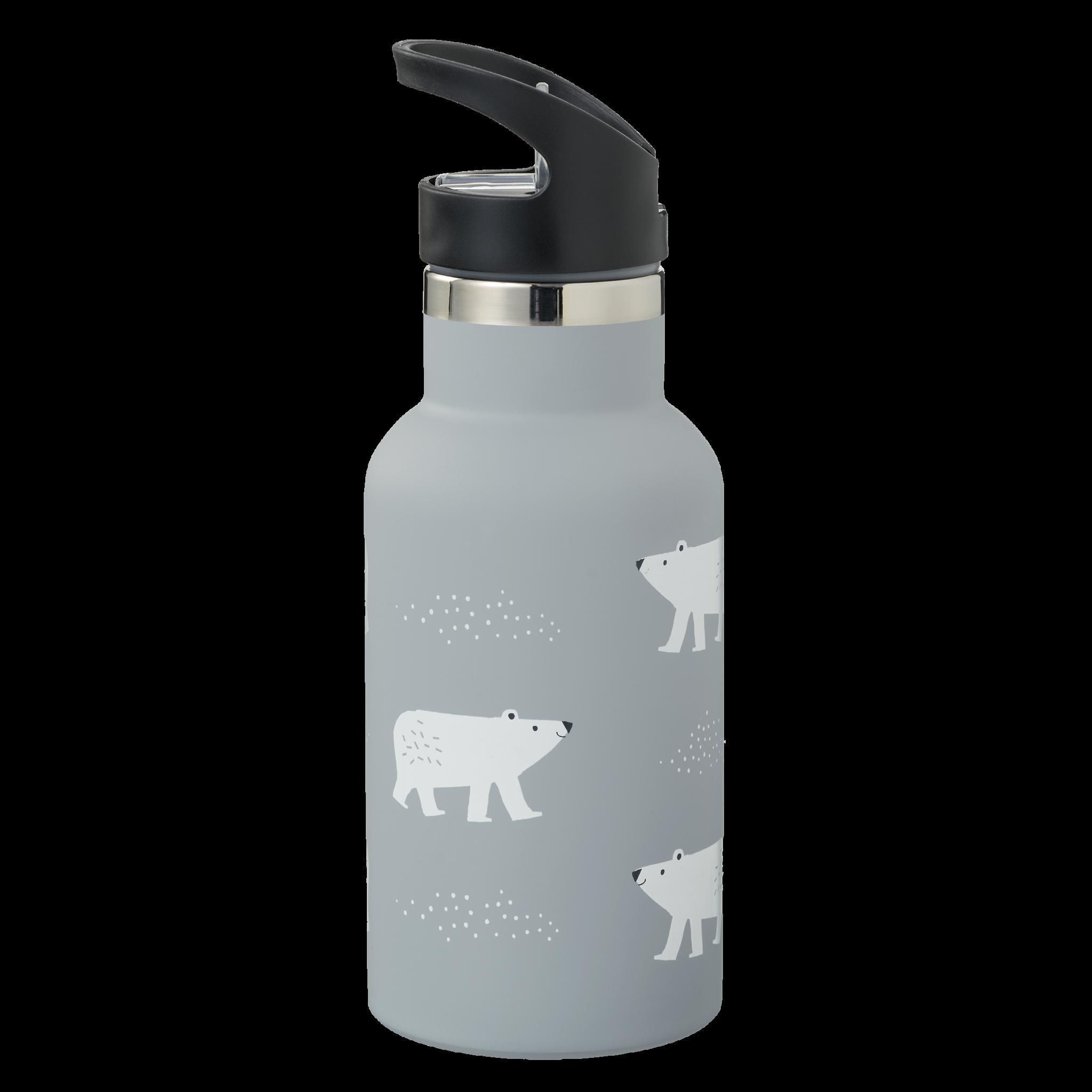 FRESK Thermosflasche/Trinkflasche Nordic Eisbär