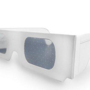 Rosabrille (Herzbrille)WHITE EDITION