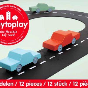 Waytoplay Ringstraße 12teilig