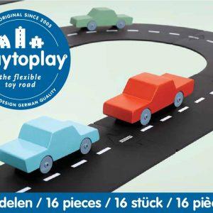Waytoplay Schnellstraße 16teilig