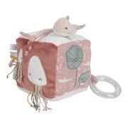 Little Dutch Aktiv-Würfel Soft Ocean Pink LD4815