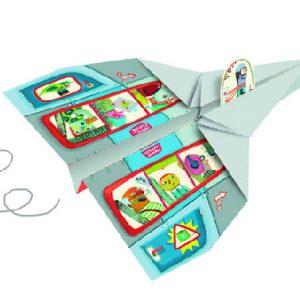 Djeco 8760 Origami Flugzeuge