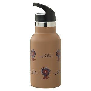 FRESK Thermosflasche/Trinkflasche Nordic Löwe