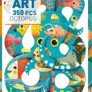 Djeco 7651 Puzzart Puzzle Octopus – 350pcs