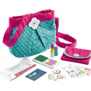 Djeco 6663 Handtasche mit Zubehör