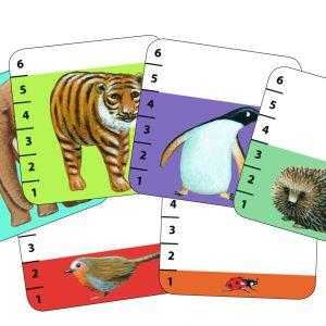 Djeco 5177 Kartenspiel Batanimo