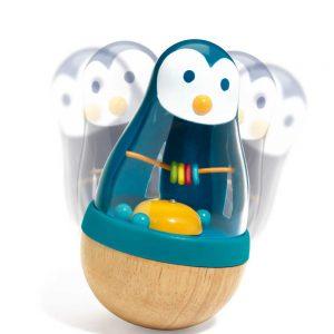 Djeco 6407 Rassel Roly Pingui