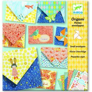 Djeco 8778 Origami kleine Umschläge