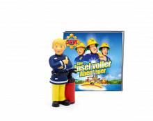 Content Tonie Feuerwehrmann Sam Eine Insel voller Abenteuer