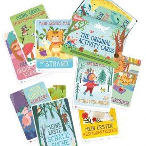"Milestone™ Baby-Fotokarten – ""The Original Activity Cards"" / deutsch / 30 Karten"