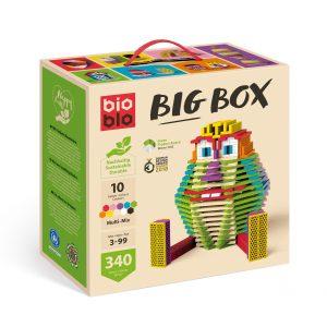 Bioblo Bausteine Big-Box Multi-Mix mit 340 Bausteinen