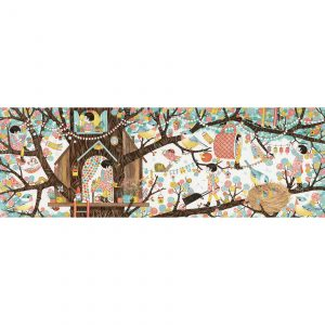 Djeco 7641 Puzzle Galerie Tree house 200 Teile