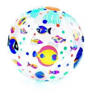 Djeco 0170 Wasserball Fische