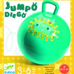 Djeco 181 Hüpfball Jumpo Diego