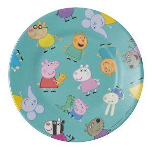 Peppa Pig (Peppa Wutz) Dessertteller 20 cm