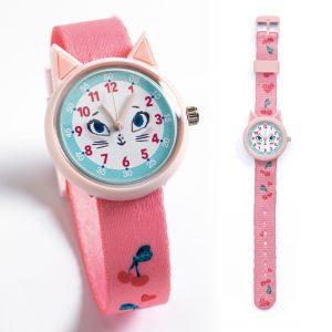 Djeco Armbanduhr 424 Katze