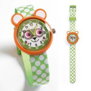 Djeco Armbanduhr 427 Waschbär